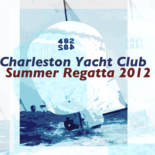 ChYC 2012 Open Regatta T-shirt Design - Concept 1